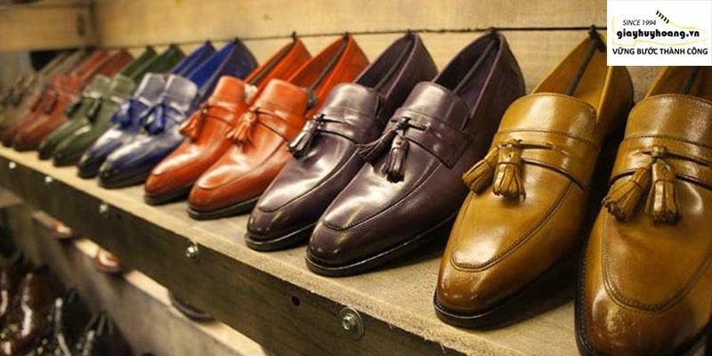 Cửa hàng giày tây da bò nam ở huyện nhà bè TPHCM đẹp 002