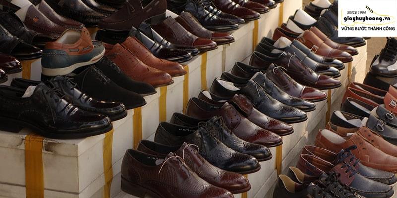 Cửa hàng giày da tại quận bình thạnh cao cấp handmade 002