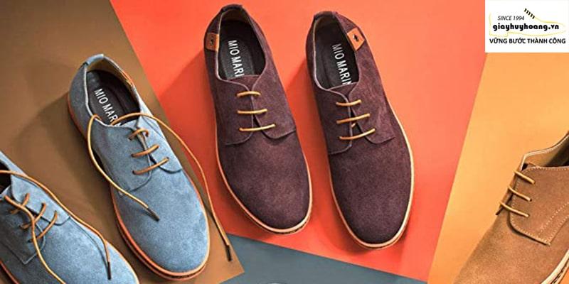 Cửa hàng giày da bò nam đẹp ở quận phú nhuận tphcm chính hãng 001