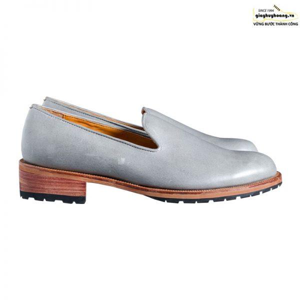Giày lười nam da bò loafer knar acis cao cấp chính hãng 001