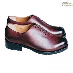 Giày da nam Oxford knar gyges cao cấp chính hãng 001