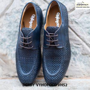 Giày tây da nam Derby Vyhofoco CH52 chính hãng cao cấp 001