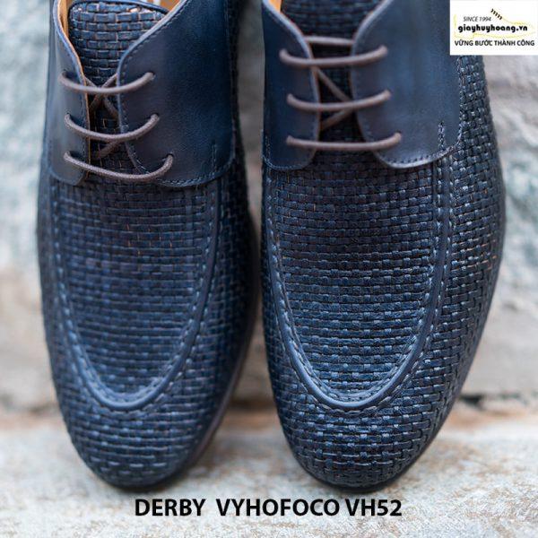 Giày tây da nam Derby Vyhofoco CH52 chính hãng cao cấp 005