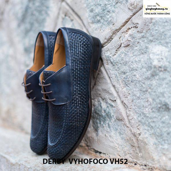 Giày tây da nam Derby Vyhofoco CH52 chính hãng cao cấp 004