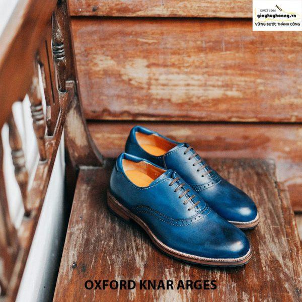 Giày Tây da nam đẹp Oxford Knar Arges giá rẻ chính hãng 006