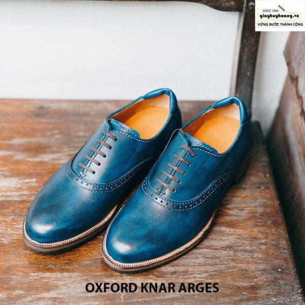 Giày Tây da nam Oxford Knar Arges giá rẻ chính hãng 002