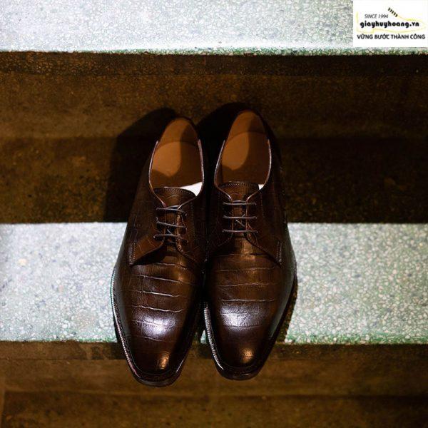 Giày tây da nam Derby Knar ORSON 006