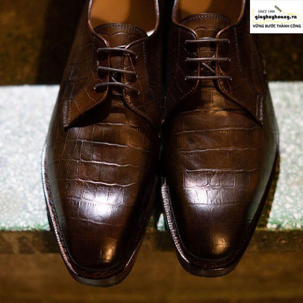Giày tây da nam Derby Knar ORSON 005