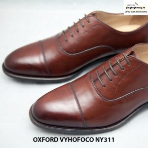 Giày nam giá rẻ Oxford vyhofoco NY311 chính hãng 004
