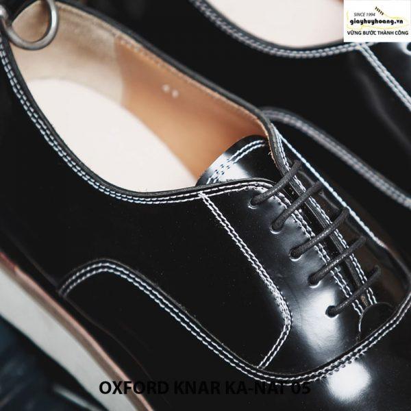 Giày tây nam da bò Oxford kanat 05 giá rẻ chính hãng 005