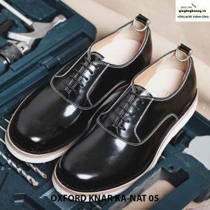 Giày tây nam da bò Oxford kanat 05 giá rẻ chính hãng 002