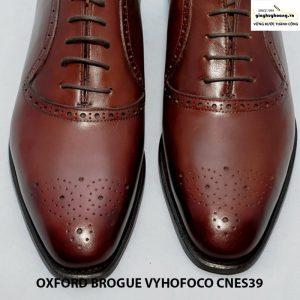 Giày tây da nam oxford vyhofoco cnes39 chính hãng cao cấp 003