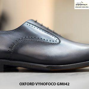Giày tây da nam đẹp Oxford Vyhofoco GM042 chính hãng 011