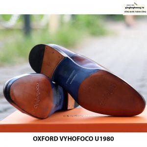 Giày nam da bò đẹp chính hãng đẹp Oxford Vyhofoco U1980 010