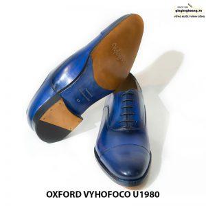 Giày tây da nam da bò cao cấp đẹp Oxford Vyhofoco U1980 002