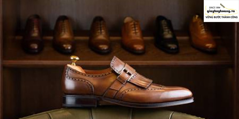 Cửa hàng giày tây nam da bò tỉnh đồng nai cao cấp thủ công