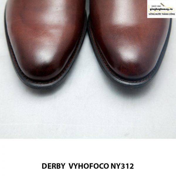 Giày da nam cao cấp Derby vyhofoco NY312 đẹp chính hãng 006