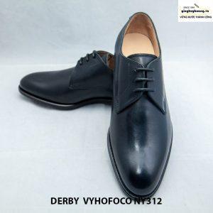 Giày tây nam da bò cao cấp Derby vyhofoco NY312 cao cấp chính hãng 005