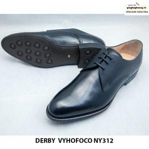 Giày nam tây cao cấp Derby vyhofoco NY312 cao cấp chính hãng 003