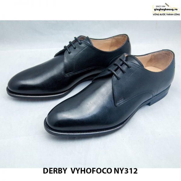 Giày da bò nam cao cấp Derby vyhofoco NY312 cao cấp chính hãng 003