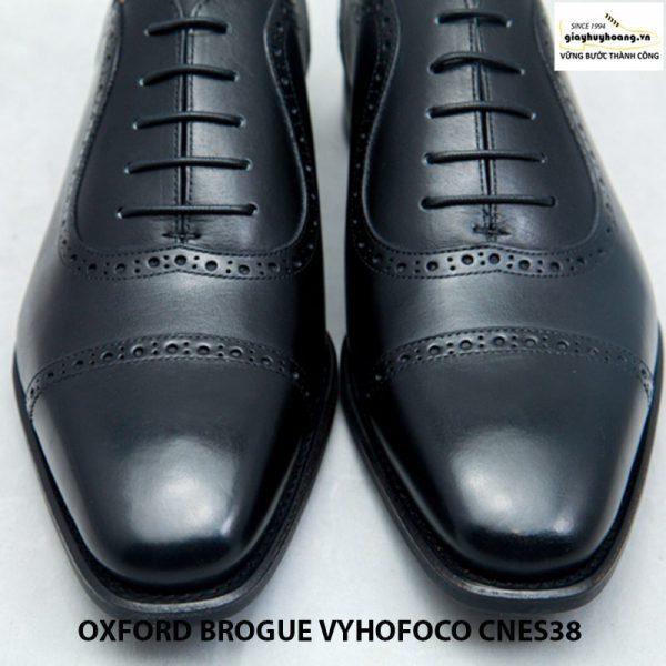 Giày tây da nam thủ công oxford vyhofoco cnes38 chính hãng 008