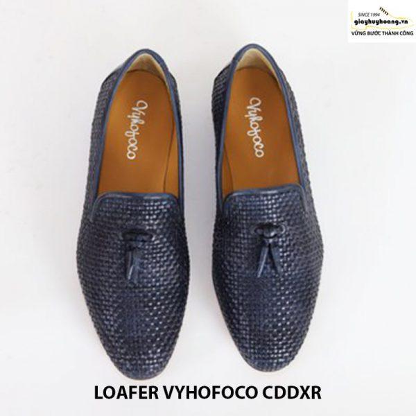Giày tây lười loafer da nam vyhofoco CDDXR cao cấp chính hãng 002