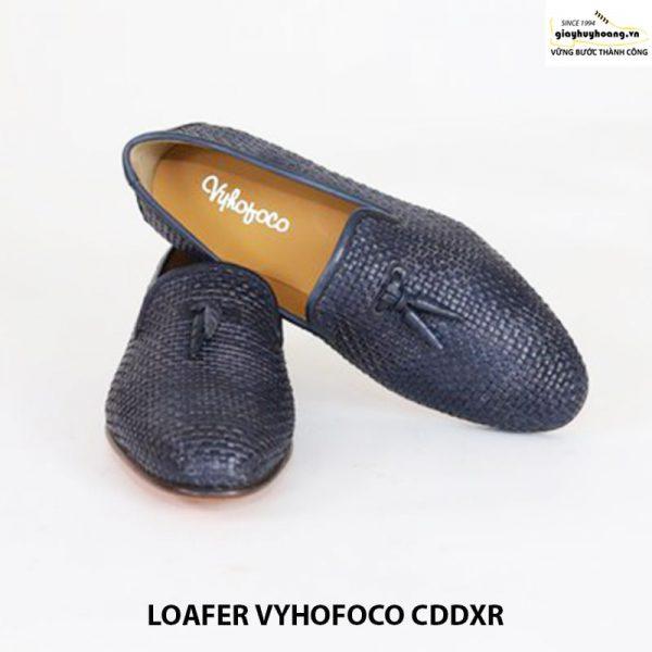 Giày lười nam đẹp vyhofoco CDDXR cao cấp chính hãng 004