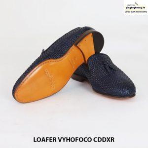 Giày lười da nam đẹp vyhofoco CDDXR cao cấp chính hãng 005