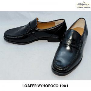 Giày lười da dê nam giá rẻ loafer vyhofoco 1901 cao cấp chính hãng 005