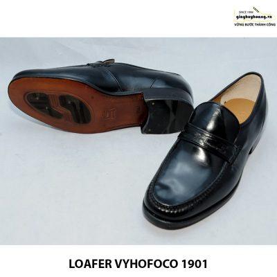 Giày nam lười đẹp loafer vyhofoco 1901 cao cấp chính hãng 004