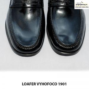 Giày tây lười da dê nam đẹp loafer vyhofoco 1901 cao cấp chính hãng 003