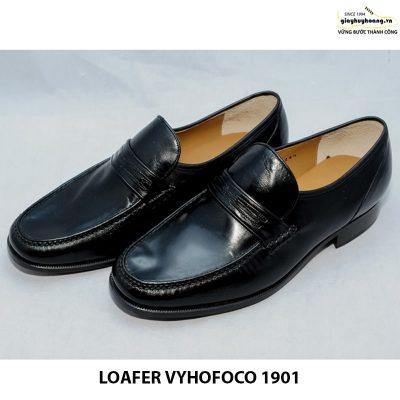 Giày lười da dê nam loafer vyhofoco 1901 cao cấp chính hãng 002