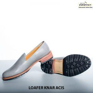 Giày lười nam da bò loafer knar acis thủ công handamde 006