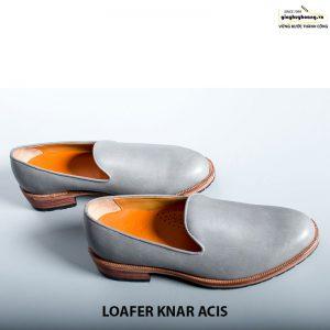 Giày lười nam da bò loafer knar acis giá rẻ chính hãng 001