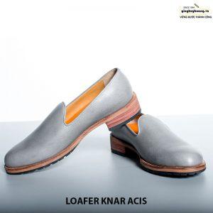Giày lười nam da bò loafer knar acis cao cấp chính hãng 002