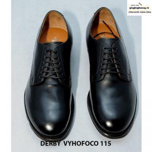 Giày nam da bò derby vyhofoco 115 cao cấp chính hãng 004