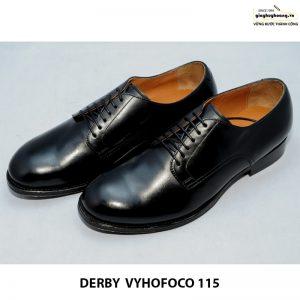 Giày nam da bò derby vyhofoco 115 cao cấp chính hãng 001