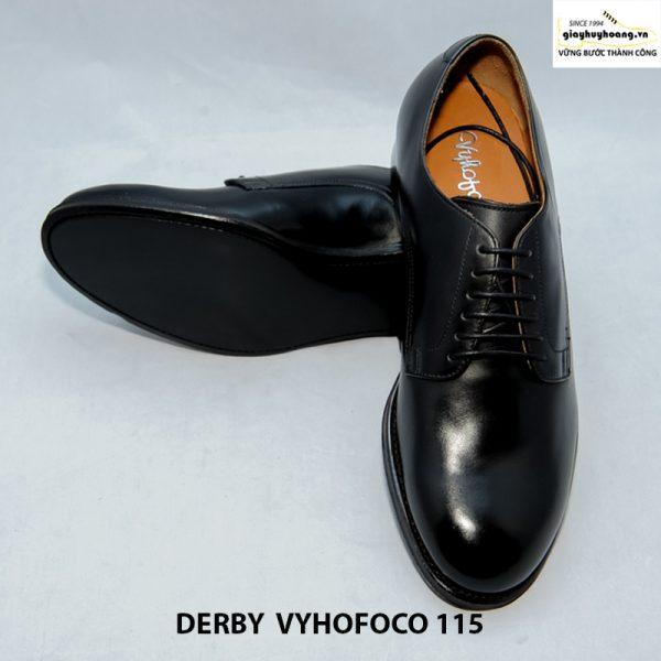 Giày da bò nam derby vyhofoco 115 cao cấp chính hãng 003