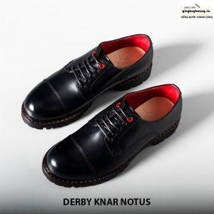 Bán giày tây nam da bò chính hãng cao cấp derby knar notus 014