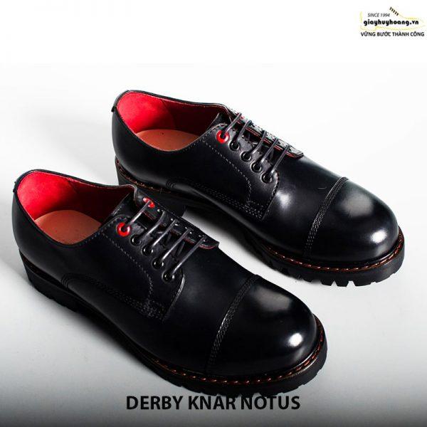 Bán giày tây nam da bò chính hãng cao cấp derby knar notus 010