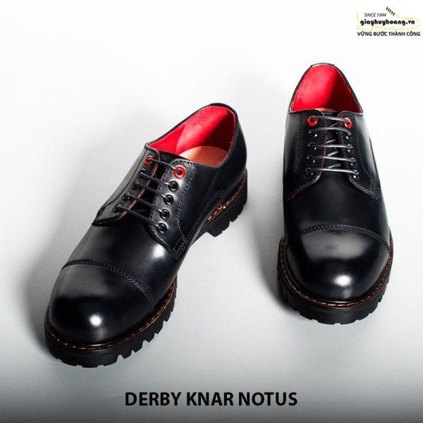 Bán giày tây nam da bò chính hãng cao cấp derby knar notus 009