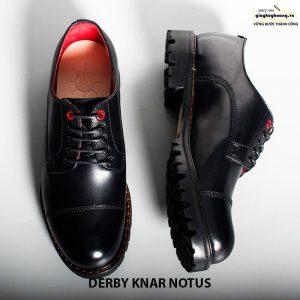 Bán giày tây nam da bò chính hãng cao cấp derby knar notus 008