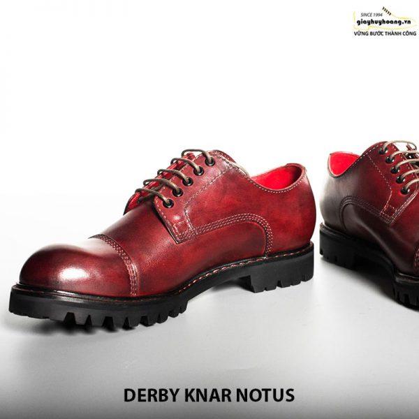 Bán giày tây nam da bò chính hãng cao cấp derby knar notus 004