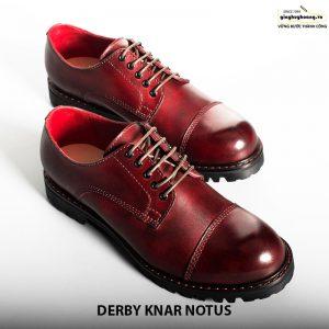 Bán giày tây nam da bò chính hãng cao cấp derby knar notus 003