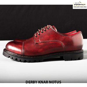 Bán giày tây nam da bò chính hãng cao cấp derby knar notus 001