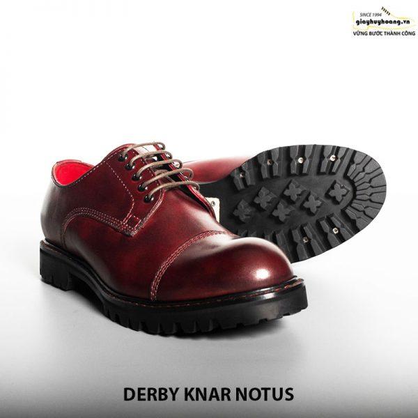 Bán giày tây nam da bò chính hãng cao cấp derby knar notus 002