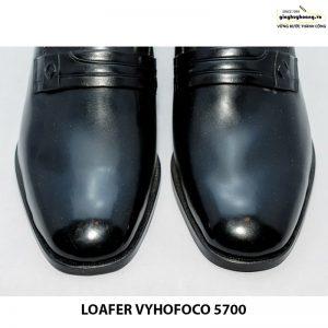 Giày nam da dê giày lười loafer vyhofoco 5700 cao cấp 002