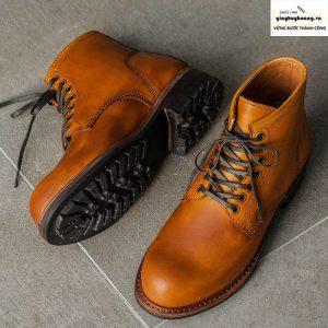 Bộ sưu tập giày Boot cột dây