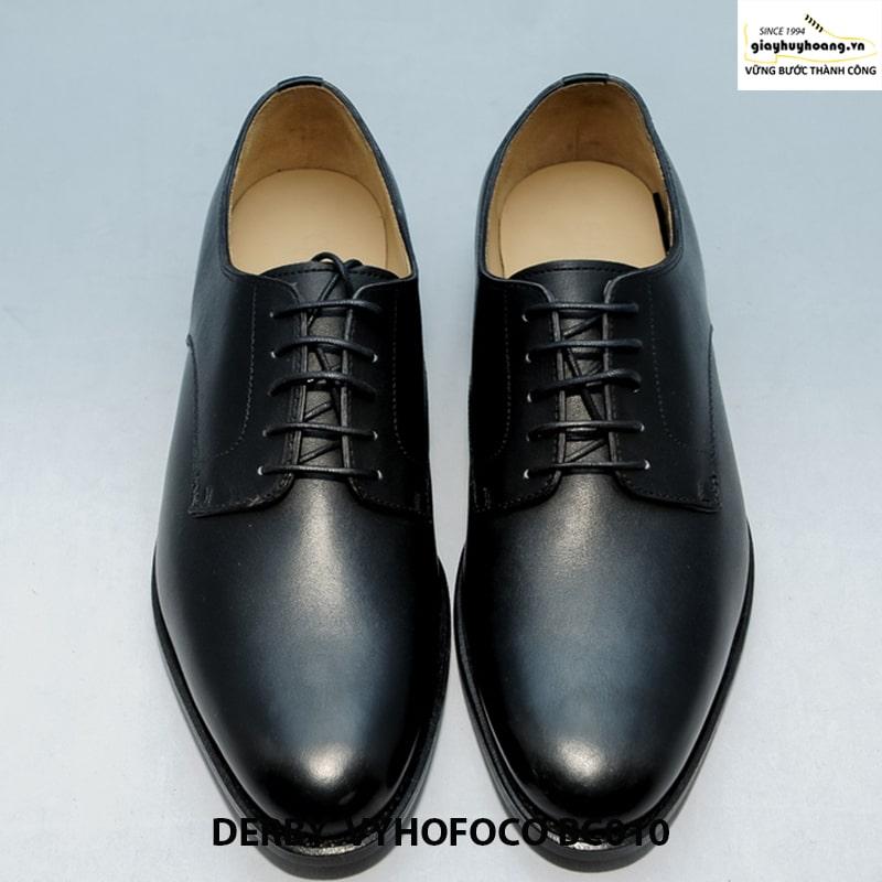 Bán giày tây nam da bò cao cấp Derby Vyhofoco BC010 thủ công chínhãng - 1