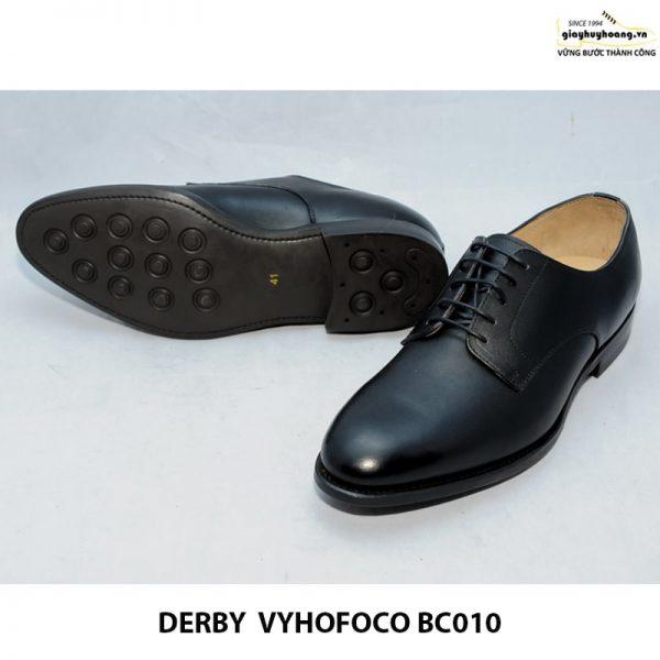Giày tây nam da bò Derby Vyhofoco BC010 chính hãng cao cấp 004